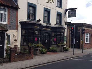 The Black Horse Lewes